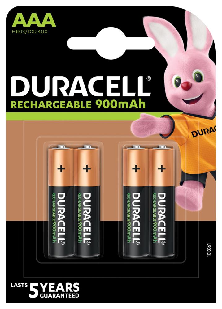 Duracell Recharge Ultra Akku AAA (HR03, Micro) 850mAh NiMH  (2-er Blister)
