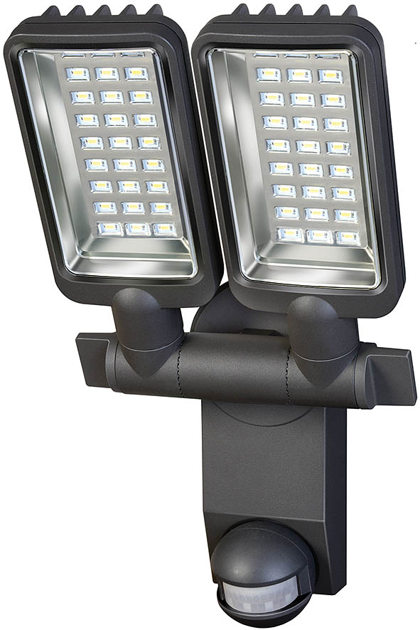 Brennenstuhl City LED-Strahler Premium IP 44 54x 0,5W mit ...