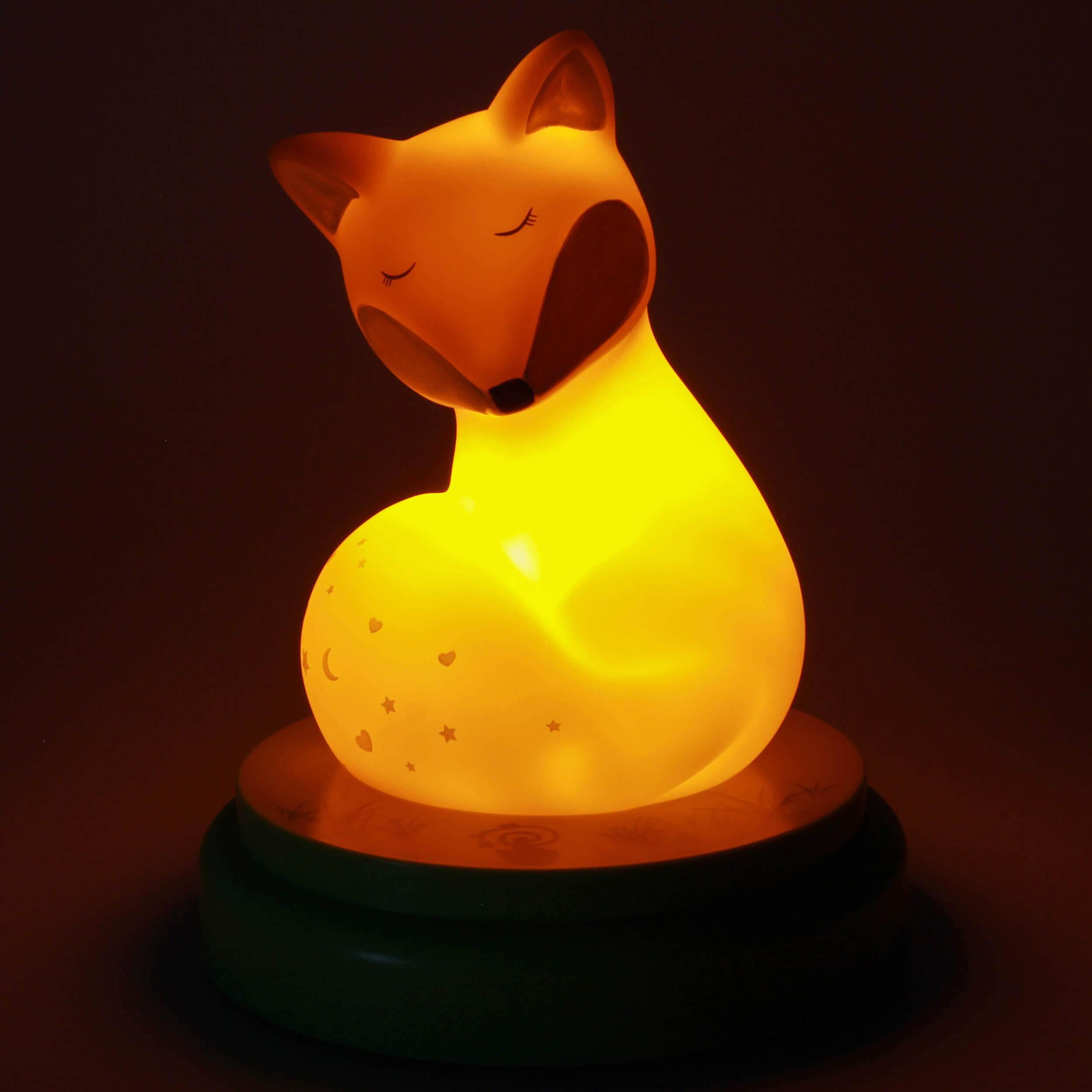 Ansmann Mobiles Nachtlicht Fuchs