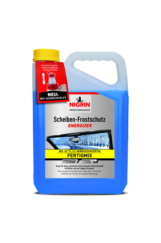 NIGRIN Performance Energizer Frostschutz Fertigmix -22°C (3 Liter)