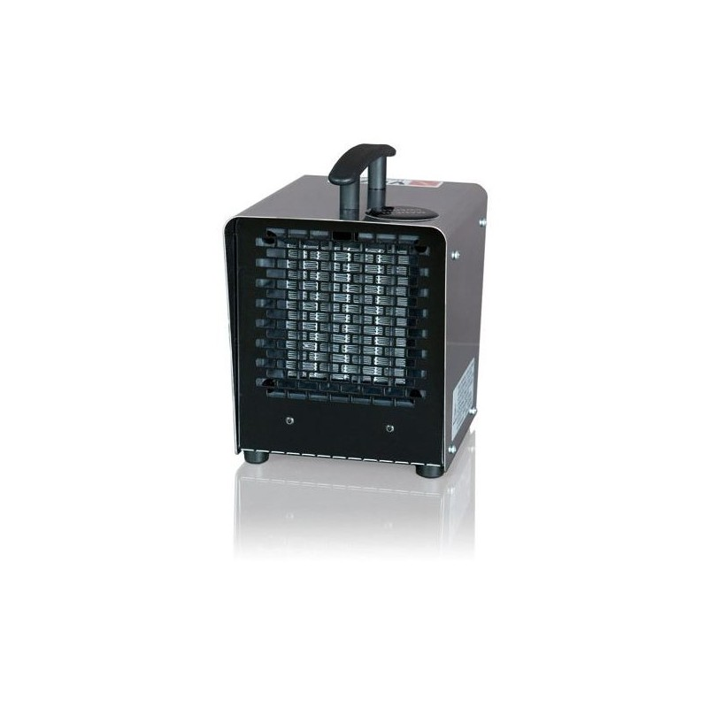 VEAB portabler Elektro-Heizlüfter KX2 2kW 230V~ BxHxT/mm = 155x220x190