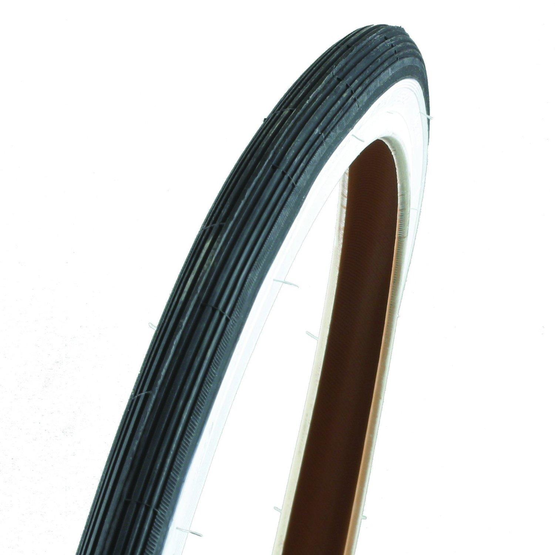 FISCHER Reifen Straße 27 x 1 1/4 schwarz/weiß