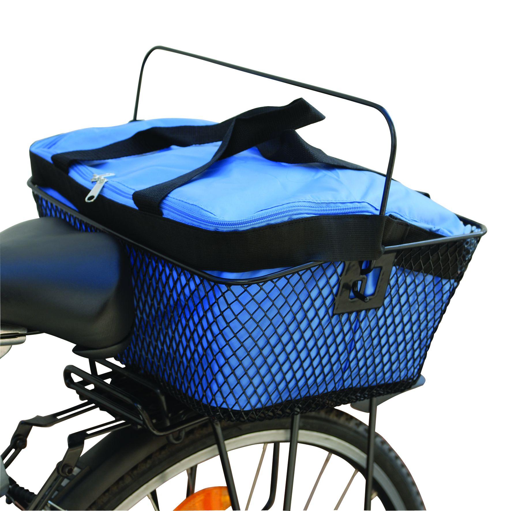 shoppertasche f r fahrradkorb hinten www elektro. Black Bedroom Furniture Sets. Home Design Ideas