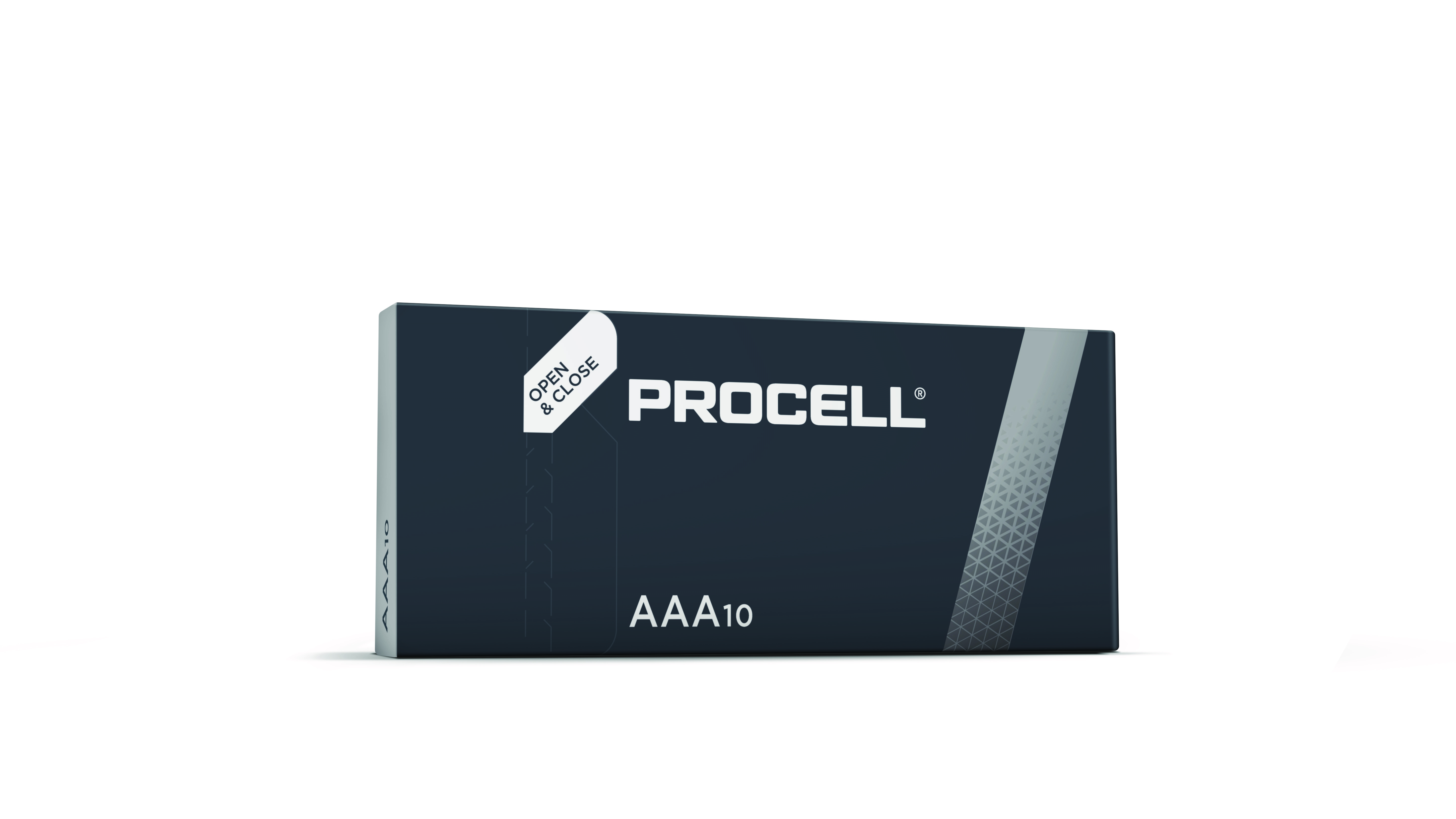 Duracell Procell LR03 AAA/Micro Batterie (Alkaline), 10-er Pack
