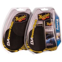 Meguiar's DA Power Pads Waxing
